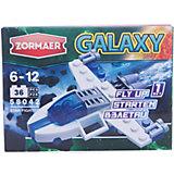 Конструктор ''Звездный истребитель'', 36 деталей, Zormaer