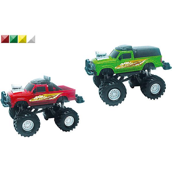 """Машина """"Monster Truck"""", 1:32, со звуком, Autotime"""