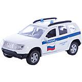 """Машинка """"Renault Duster"""" полиция 1:38, Autotime"""