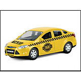 """Машинка """"Ford Focus"""" такси 1:36, Autotime"""
