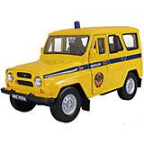 "Машинка ""UAZ 31514"" милиция СССР 1:36, Autotime"
