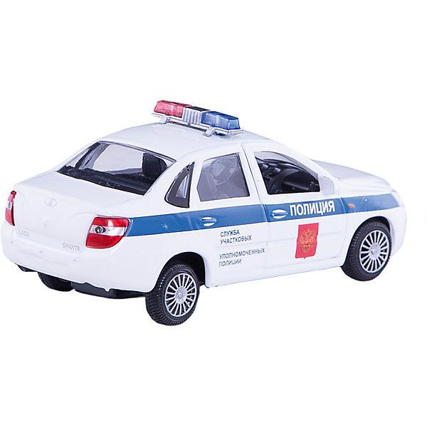 """Машинка """"Lada Granta"""" полиция 1:36, Autotime"""