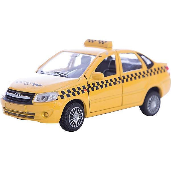 """Машинка """"Lada Granta"""" такси 1:36, Autotime"""