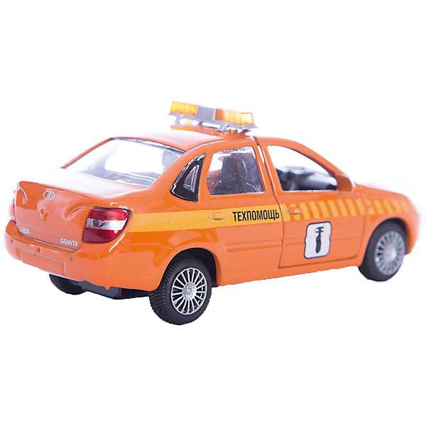 """Машинка """"Lada Granta"""" техпомощь 1:36, Autotime"""