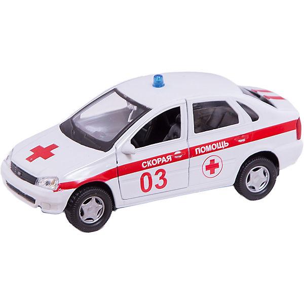 """Машинка """"Lada Kalina"""" скорая помощь 1:34, Autotime"""