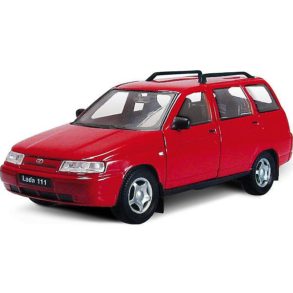 """Машинка """"Lada 111"""" гражданская  1:36, Autotime"""