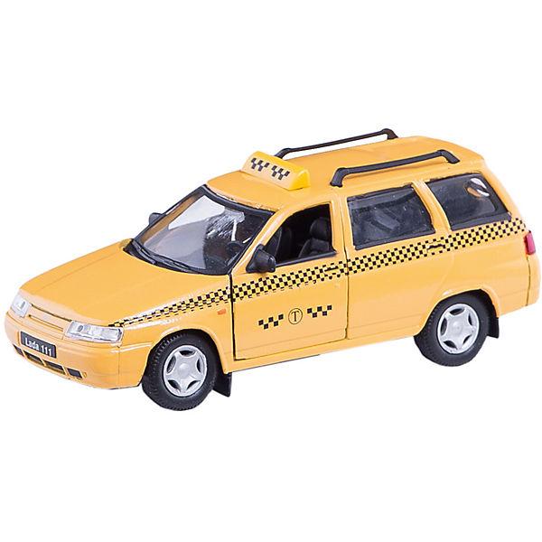 """Машинка """"Lada 111"""" такси 1:36, Autotime"""