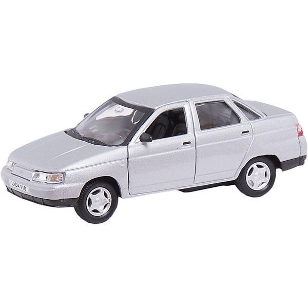 """Машинка """"Lada 110"""" гражданская  1:36, Autotime"""