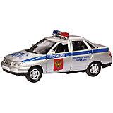 """Машинка """"Lada 110"""" полиция 1:36, Autotime"""