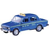 """Машинка """"Lada 2106"""" такси 1:36, Autotime"""