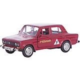 """Машинка """"Lada 2106"""" автошкола 1:36, Autotime"""