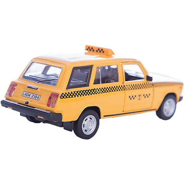 """Машинка """"Lada 2104"""" такси 1:36, Autotime"""