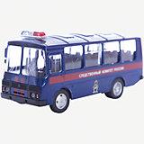 """Машинка """"ПАЗ-32053"""" следственный комитет 1:43, Autotime"""