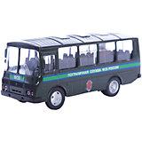 "Машинка ""ПАЗ-32053"" пограничная служба ФСБ 1:43, Autotime"