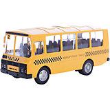 "Машинка ""ПАЗ-32053"" маршрутное такси 1:43, Autotime"