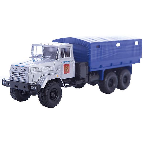 """Машинка """"KRAZ-6322"""" полиция, Autotime"""