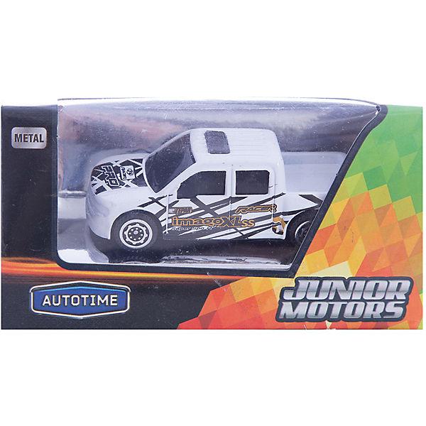 """Машинка """"Pick-Up Double Cab"""" дрифт 1:56, Autotime"""