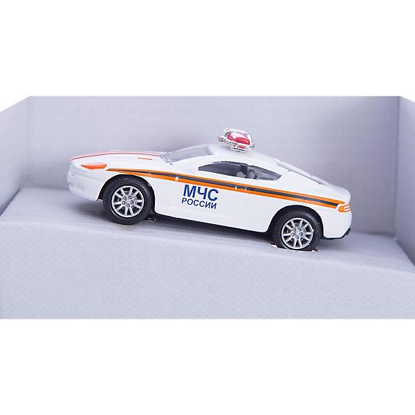 """Машинка """"Forsage Rescue"""" МЧС, диспенсер 1:48, Autotime"""