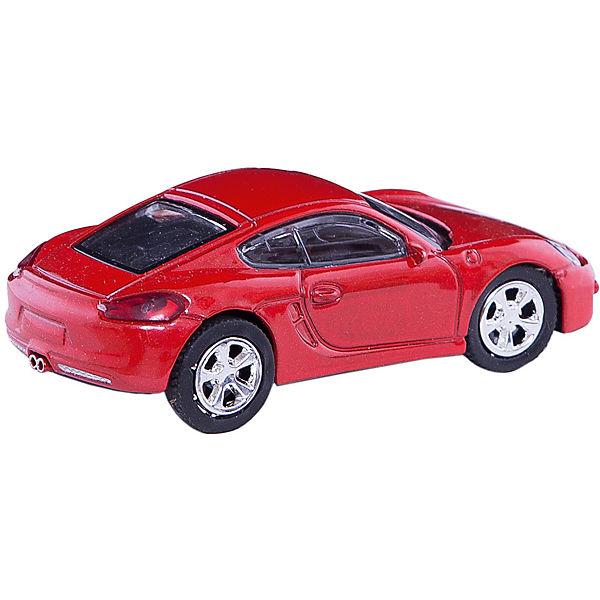 "Машинка ""Germany Sport Coupe"" со светом фар 1:43, Autotime"