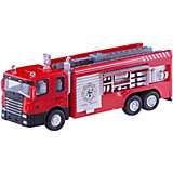 "Машинка ""Fire Truck"" пожарная 1:48, Autotime"
