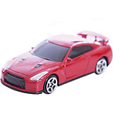 """Машинка """"Nissan GT-R (R35)"""" Jeans 1:64, Autotime"""