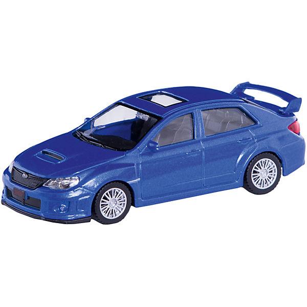 "Машинка ""Subaru WRX STI"" 4, Autotime"