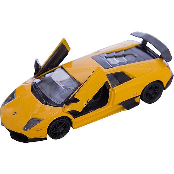 "Машинка ""Lamborghini Murcielago LP670-4 SV"" 5, Autotime"