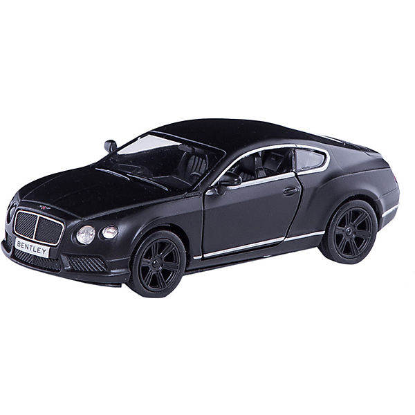 "Машинка ""Bentley Continental GT V8"" Imperial Black Edition 5, Autotime"