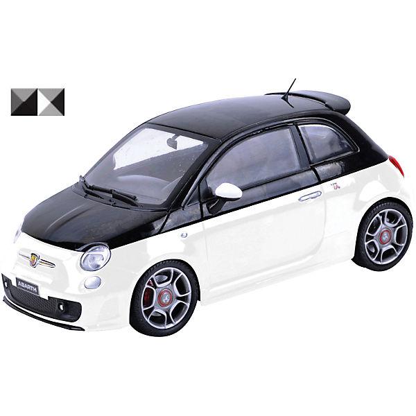 """Машинка """"Abarth 500"""" 1:18, Autotime"""