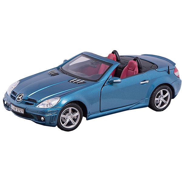 "Машинка ""Mercedes-Benz SLK55 AMG"" 1:18, Autotime"