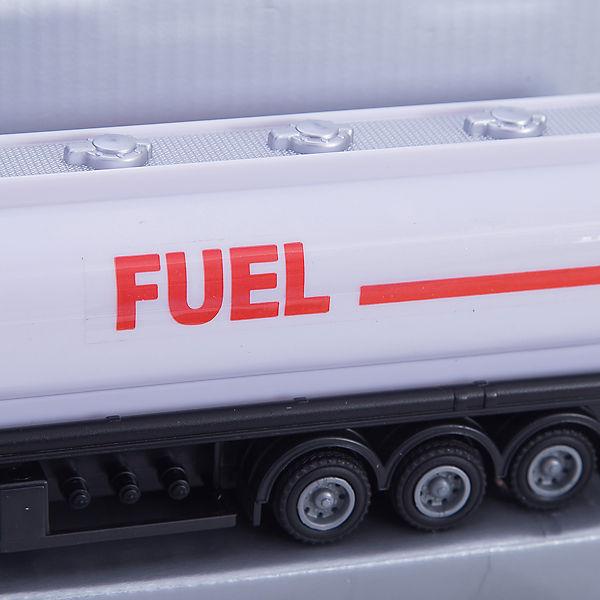 """Машинка """"Scania"""" цистерна 1:48, Autotime"""