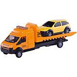 """Машинка """"Recovery Truck"""" эвакуатор 1:48, Autotime"""