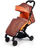 Прогулочная коляска BabyHit Amber 2017, оранжевый