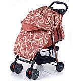 Прогулочная коляска BabyHit Simpy, коричневый