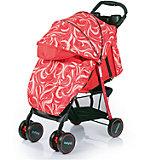 Прогулочная коляска BabyHit Simpy, красный