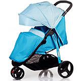 Прогулочная коляска BabyHit Trinity, голубой