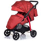 Прогулочная коляска BabyHit Versa, красный