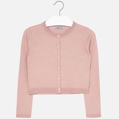 Жакет для девочки Mayoral - розовый