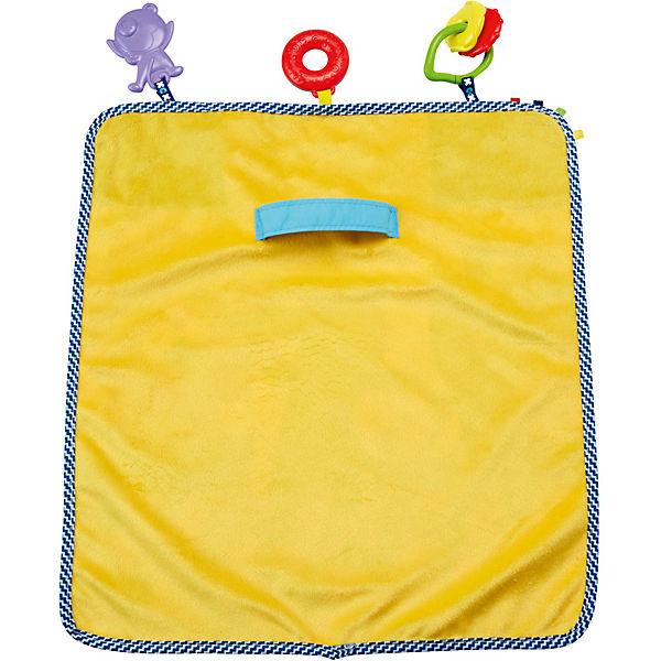 Мягкое одеяло Fisher-Price «Пойдем на прогулку»