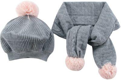 Комплект для девочки Wojcik - серый