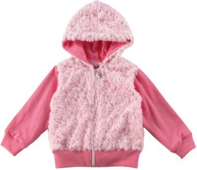 Толстовка для девочки Wojcik - розовый