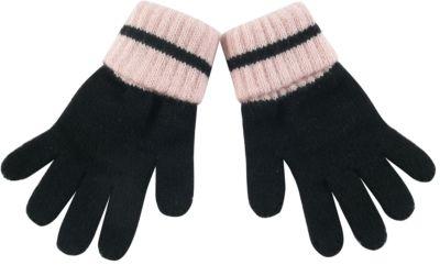 Перчатки для девочки Wojcik - черный