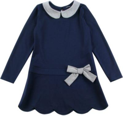 Платье для девочки Wojcik - темно-синий