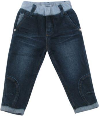 Джинсы для мальчика Wojcik - темно-синий