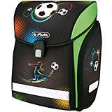 Herlitz Ранец MIDI NEW Soccer, без наполнения