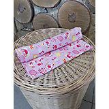 Пеленка трикотажная, 80*100, GulSara, розовый