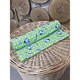 Пеленка трикотажная, 90*120, GulSara, зеленый