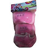 Комплект защиты для колен, локтей, запястий, Мой Маленький Пони