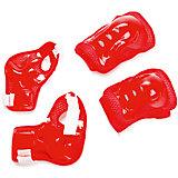 Комплект защиты для колен, локтей, запястий, Маша и Медведь