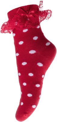 Носки для девочки PlayToday - красный